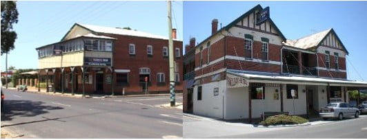 Two Pubs in Maclean NSW