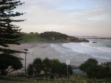 More Yamba Beach