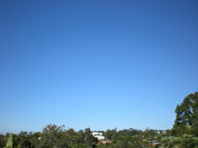 Winter Sky - Brisbane 18.7.08