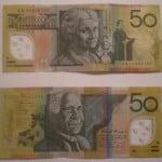 Australian $50 Note