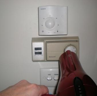 Testing the Thermostat