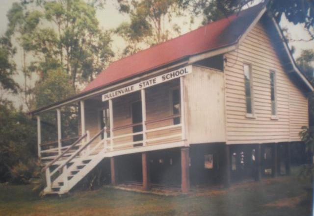 Pullenvale State School in 1874
