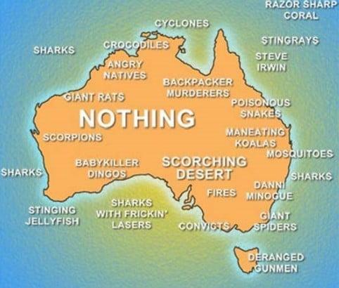Where to live in Australia