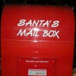 santas post box