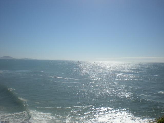 sea off mooloolaba