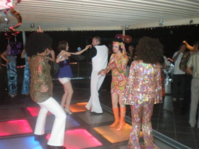 john travolta dance