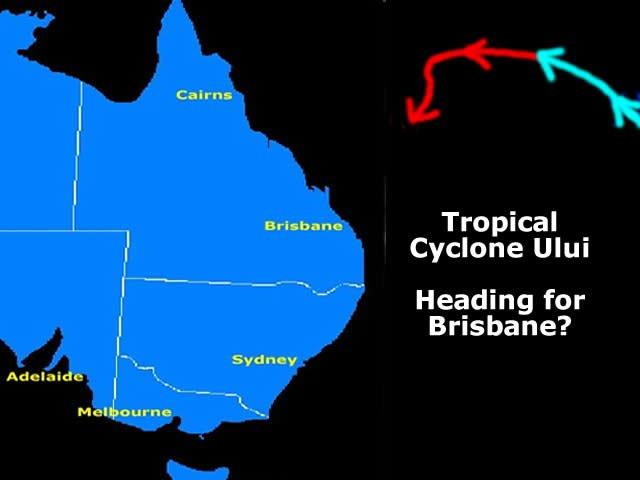 Tropical Cyclone Ului