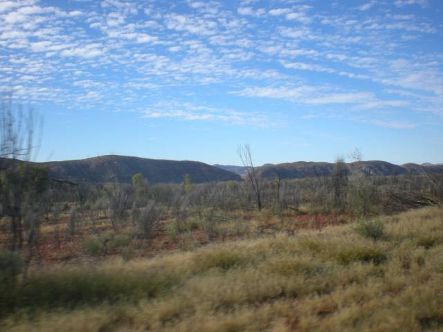 Central Australian Countryside