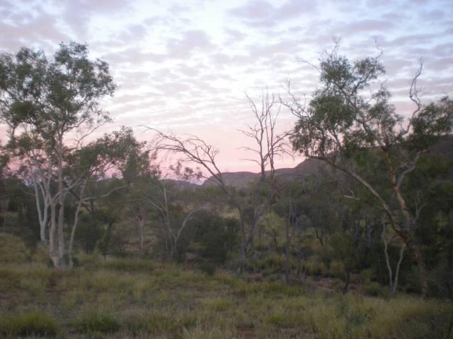 Central Australian Sky