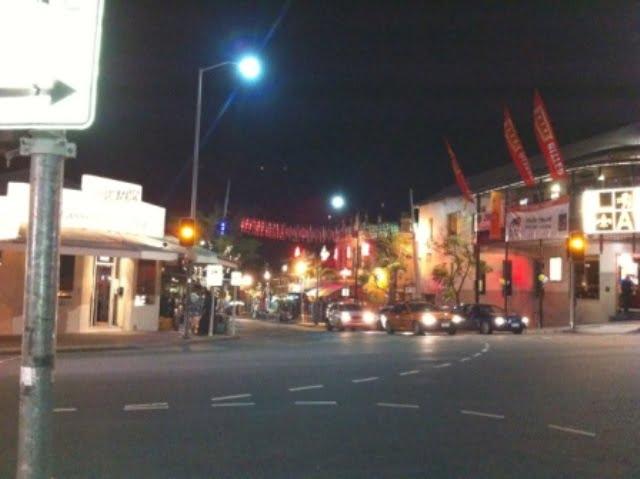 Caxton Street, Brisbane