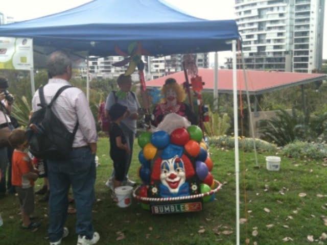 Mr Bumble - Clown