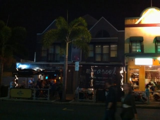 Mirasoul Bar and Restaurant, Brisbane