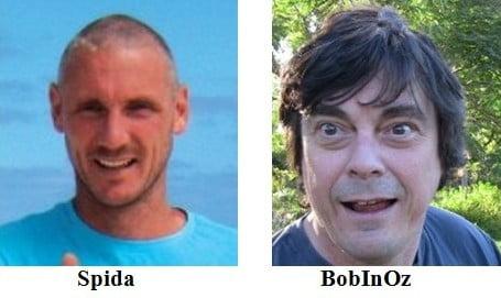 Spida Everitt vs BobinOz