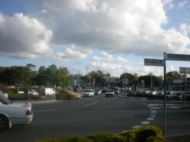 Traffic Hotspot Western Suburbs Brisbane