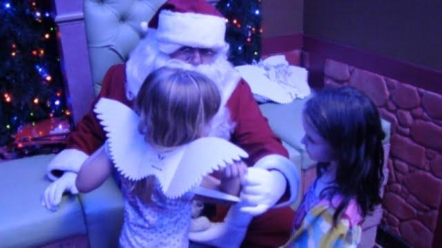 Santa wings