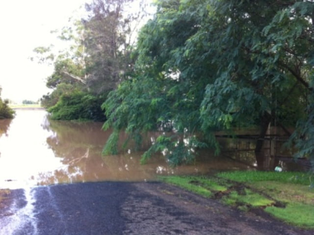 Brisbane floods