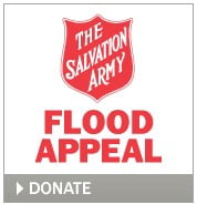 The Salvation Army Flood Appeal