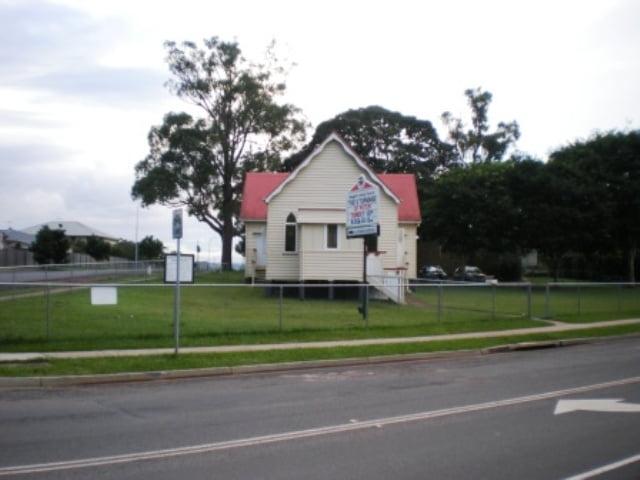 a cute church