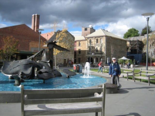 Hobart Salamanca Square