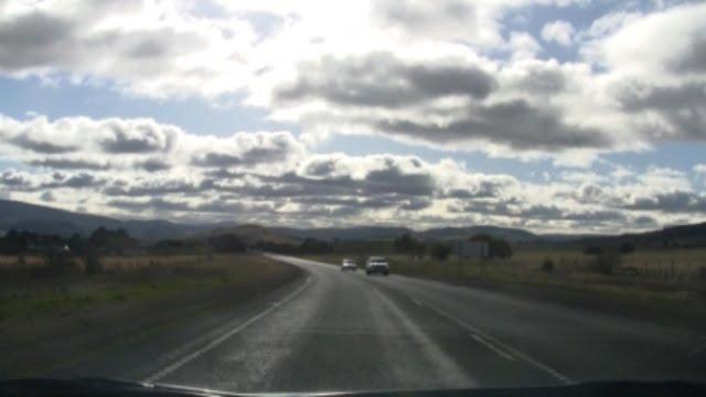 Traffic in Tasmania