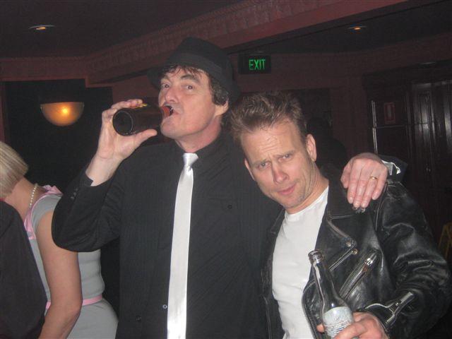 Bob and a Rocker
