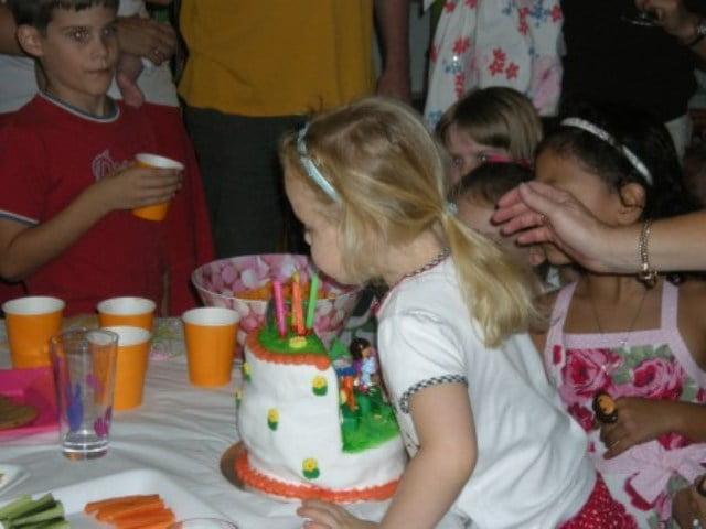 Elizabeths Birthday