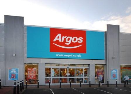 Argos Romford