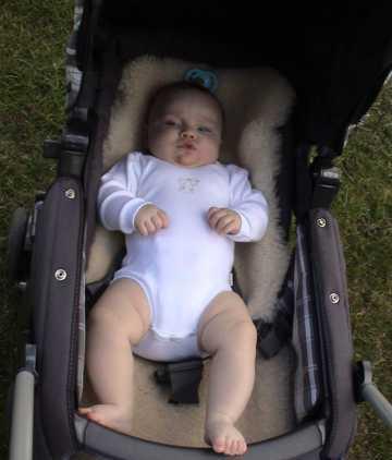 Elizabeth - 4 months