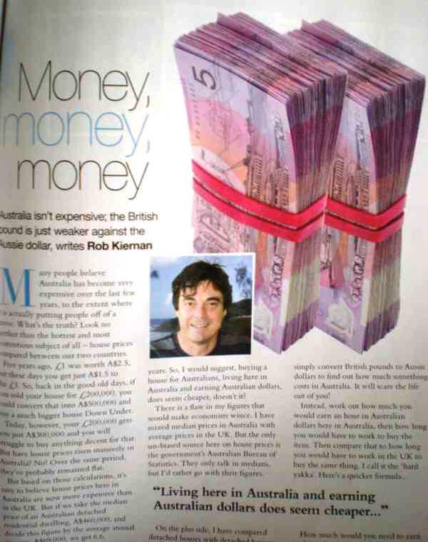 Money,money,money.