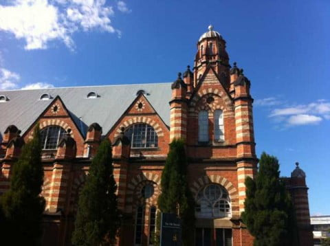 Old Museum, Brisbane