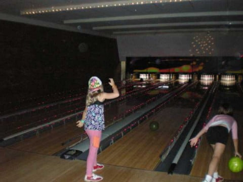 Birthday Girl Bowling 1
