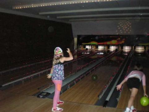Birthday Girl Bowling 1