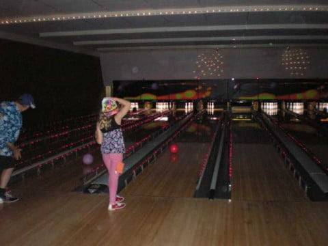 Birthday Girl Bowling 3