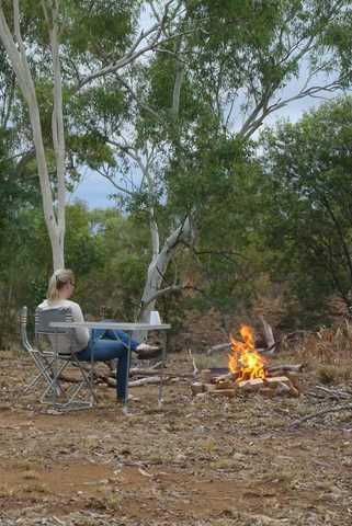 4 camp fire