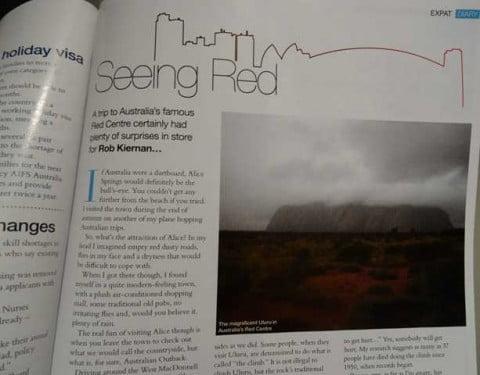 ANZ Uluru