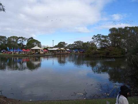 Sandgate Lagoon 1