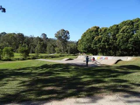 Mt Cotton skate park