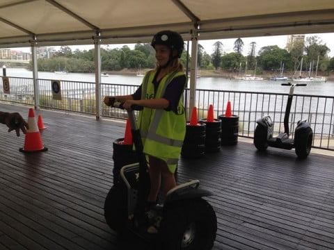 "Segway or ""Surf the City"""