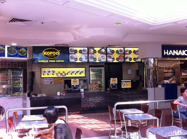 How Many Fast Food Outlets Are There In Brisbane
