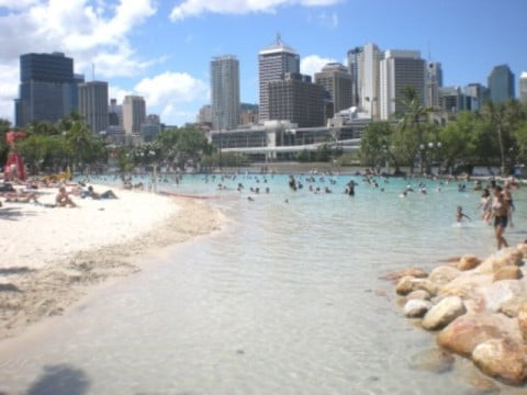 South Bank Beach