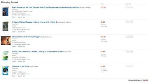 UK Books Online