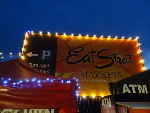 Eat Street Markets