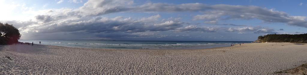 Straddie Cylinder Beach