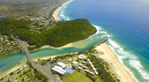 Tallebudgera Air View