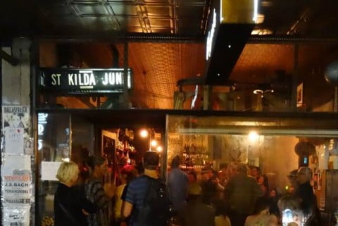 Melbourne Trendy Bar