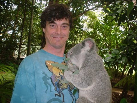 Bobinoz and the koala
