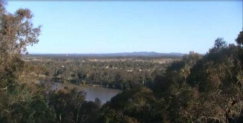 Mount Crosby views