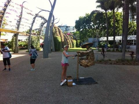 levitation man