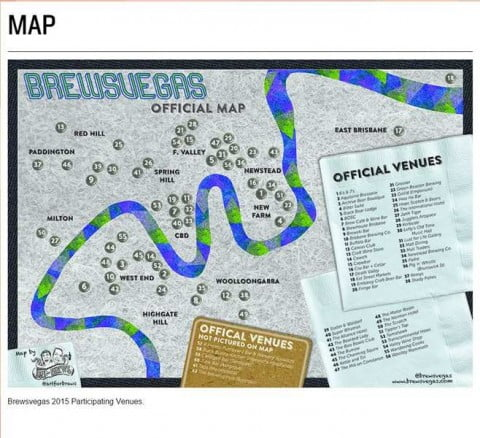Brewsvegas map