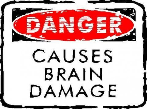 Causes Brain Damage